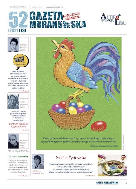 pobierz najnowszy numer Gazety Muranowskiej